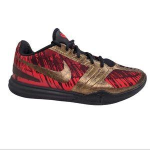Nike KB Mentality Kobe Mens Iron Man Shoes